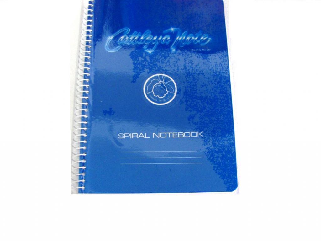 Cattleya Notebook Spiral 100s 88 B Little Town School